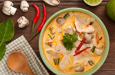 QUAKER OATS SPICY THAI CHICKEN SOUP